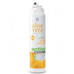 Aloe Vera Spray solare active SPF 30 - sun spray - LR - 125 ml