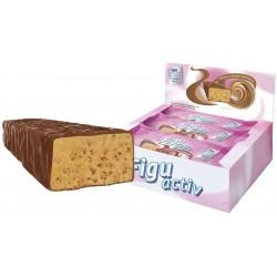 Figuactiv Barrette Crunchy Caramel scatola da 6 pz. - LR - 6 x 60 gr
