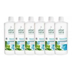 Aloe Vera Freedom per le articolazioni set da 6 bottiglie