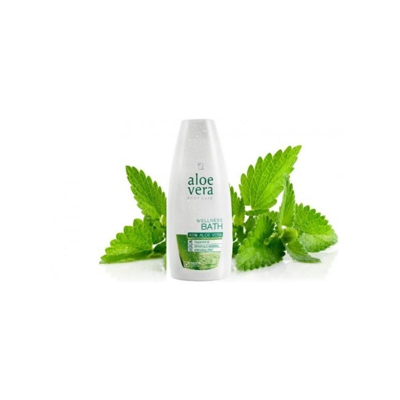 Aloe Vera bagnoschiuma benessere - Wellness Bath - LR ...