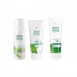 Aloe Vera set capelli & corpo - LR