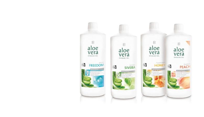 Linea Aloe Vera Drinking Gel LR